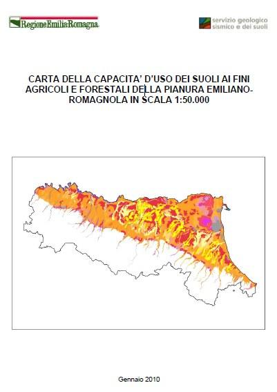 Carta della capacità d'uso dei suoli a fini agricoli e forestali