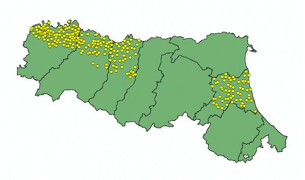 Campioni sui quali sono state effettuate le analisi in DTPA nel periodo 2014-2017