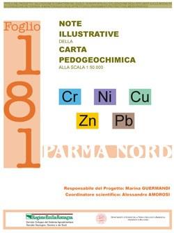 Note illustrative carta pedogeochimica 2006