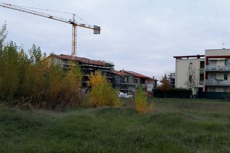 Il consumo del suolo e urbanizzazione