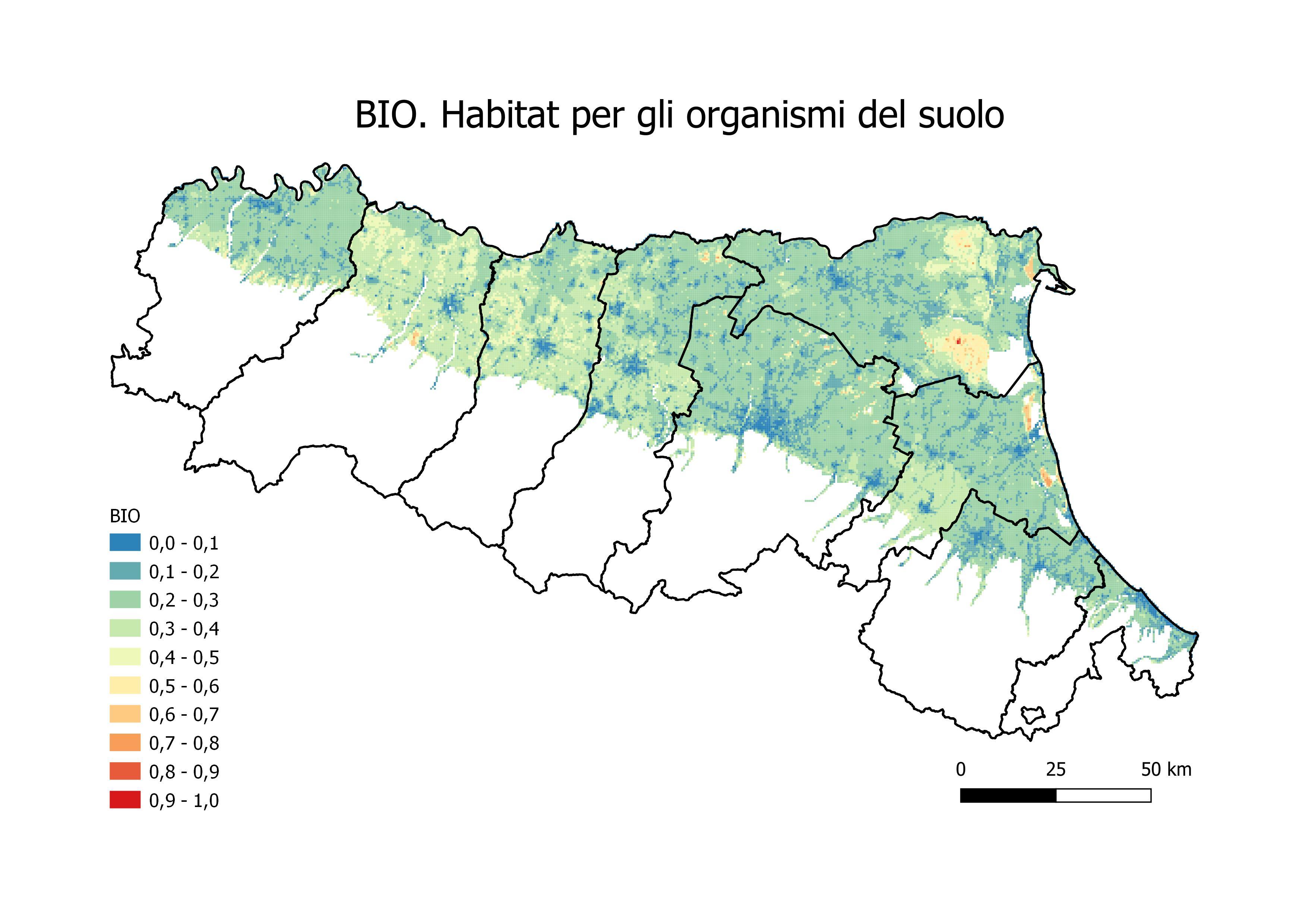 a) BIO. Biodiversità