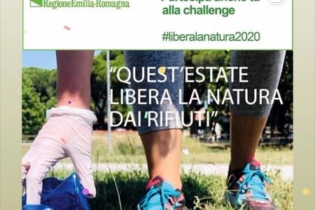 Challenge #liberalanatura2020