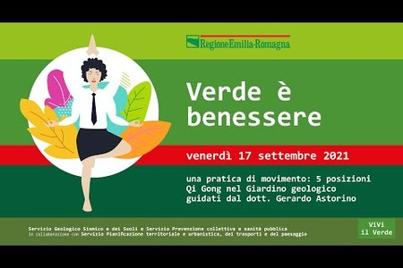 Una pratica di movimento Qi Gong | Evento 17 settembre 2021 | ViVi il verde, VIII edizione