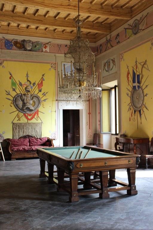 castello di Monte_Gibbio interno