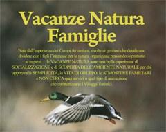 "Copertina ""Vacanze Natura"""