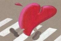 cuore pedoni