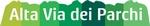 Logo Alta via dei parchi
