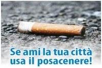 sigarette mozziconi
