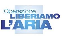 Logo Liberiamo l'aria