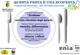 Tovaglietta Ecofeste