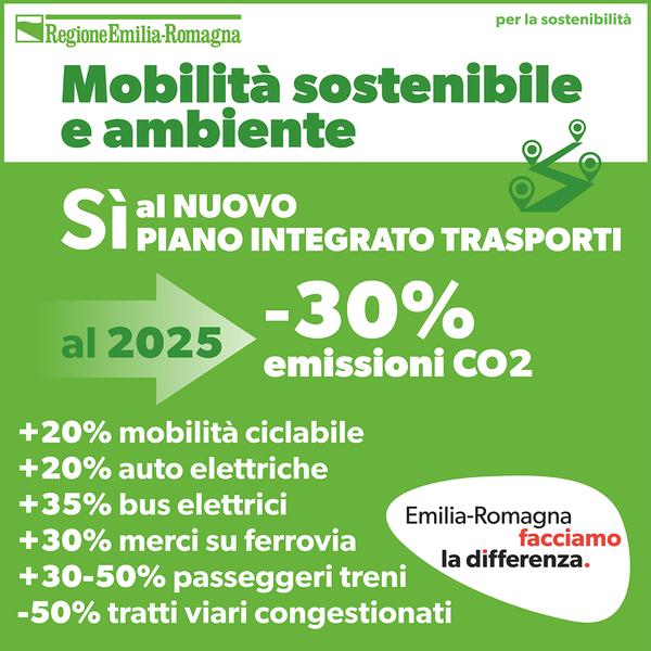 Mobilità sostenibile e ambiente, sì al nuovo Piano integrato dei trasporti