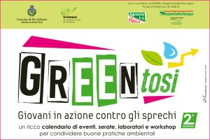 A Rio Saliceto (Re) GREENtosi in azione!