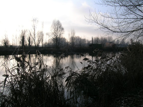 foto: lago dell'ARE San Matteo (autore M.Gualmini)