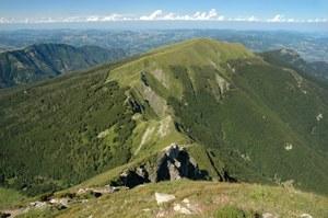 Panorama dalla cima del Corno alle Scale (autore G. Zaniboni)