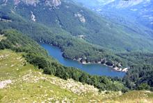 foto:lago Santo - Archivio Parco