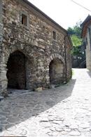 foto: l'antico borgo di Cecciola - archivio Parco