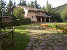 foto: centro visitatori dell'Orecchiella - archivio Parco