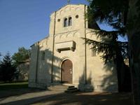 foto: Pieve di Trebbio - Archivio Parco