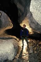 foto: grotta -  autore F. Liverani (Archivio Servizio Parchi)
