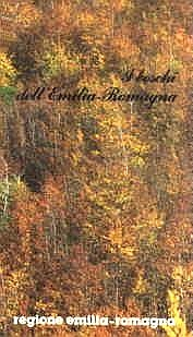 Copertina I boschi dell'Emilia-Romagna