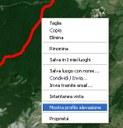 Mostra profilo altimetrico in Google Earth