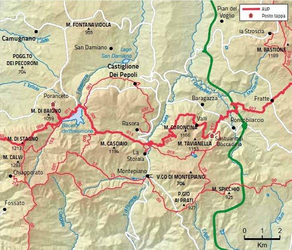 Mappa Tappa 12 grande