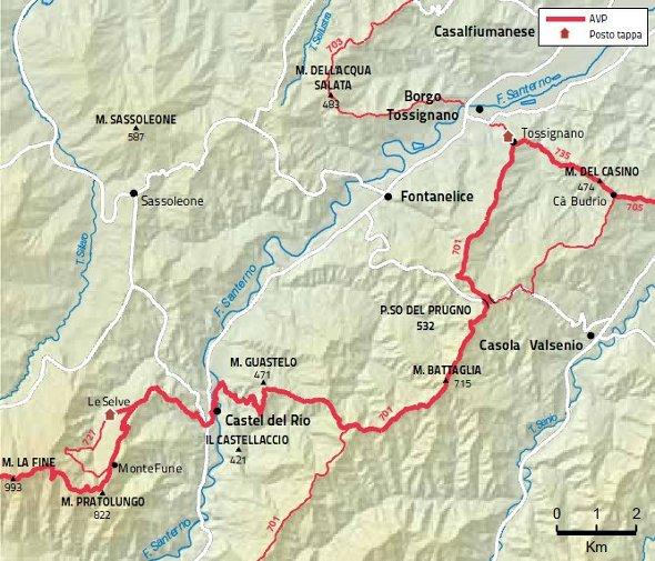 Mappa Tappa 15 grande