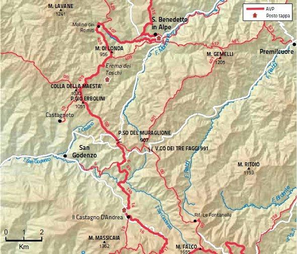 Mappa Tappa 20 grande