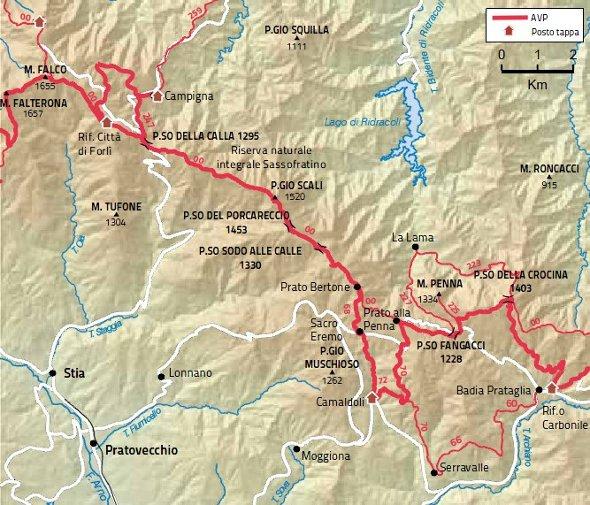 Mappa Tappa 22 grande