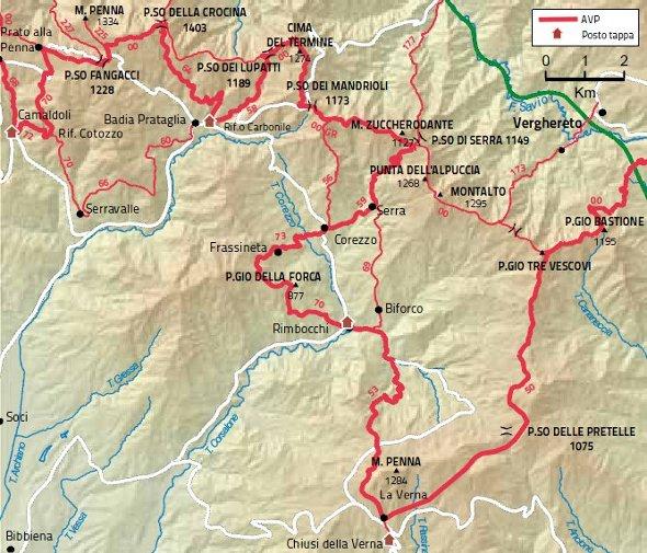 Mappa Tappa 24 grande