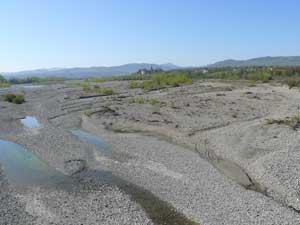 Foto: panorama dal Ponte di Tuna (autore Monica Palazzini)