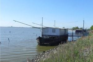 Fermo pesca 2021 nel Parco del Delta del Po