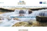 Il progetto life streams e la conservaizone della trota mediterranea nel parco