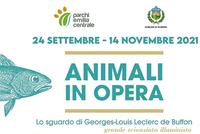"""Venerdì 24 settembre inaugura all'Ospitale di Rubiera la mostra """"Animali in opera"""""""