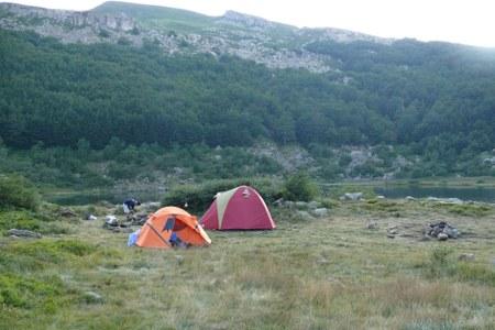 Nuovo decreto del Presidente Bonaccini relativo al bivacco notturno in tenda