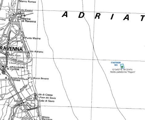 Inquadramento territoriale di IT4070026