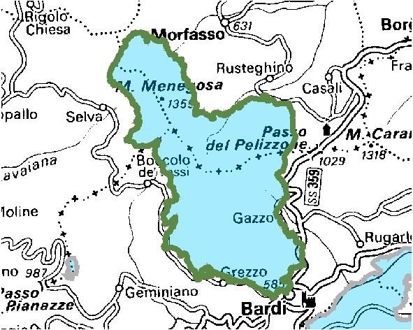 Inquadramento territoriale di it4010002