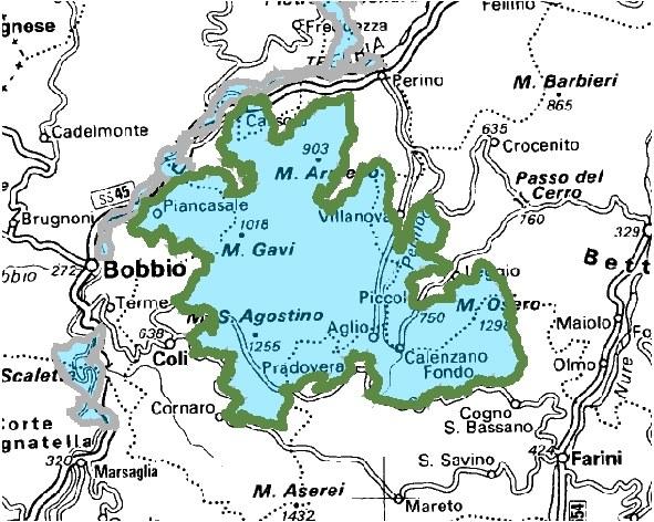 Inquadramento territoriale di it4010004