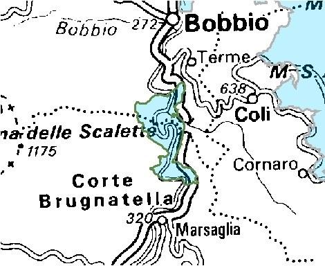 Inquadramento territoriale di it4010006