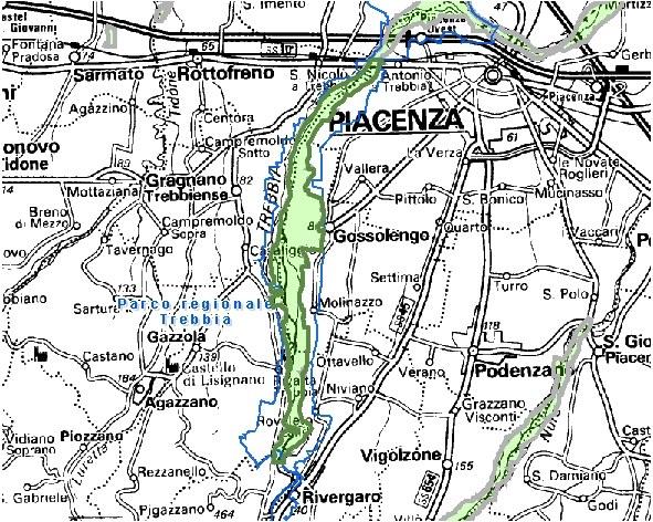 Inquadramento territoriale di it4010016
