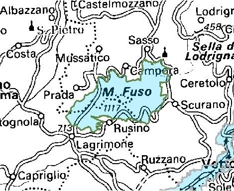 Inquadramento territoriale di it4020015