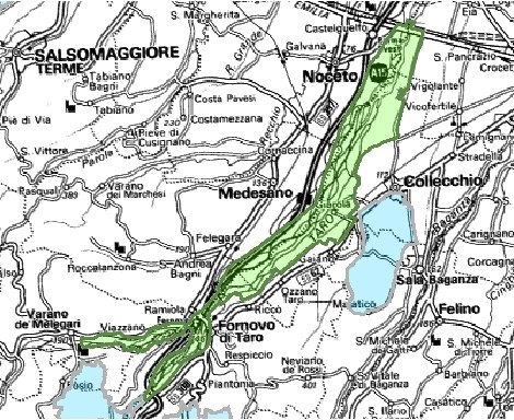Inquadramento territoriale di it4020021