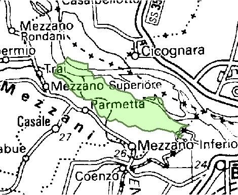Inquadramento territoriale di it4020025