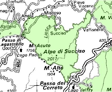 Inquadramento territoriale di it4030001