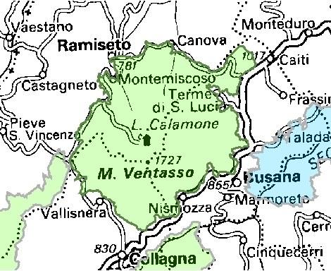 Inquadramento territoriale di it4030002