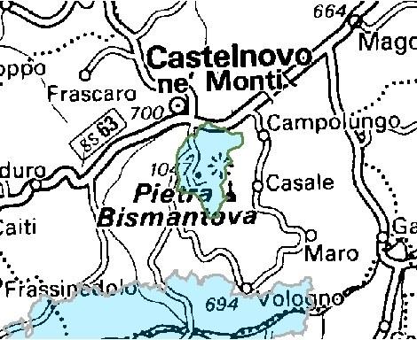Inquadramento territoriale di it4030008
