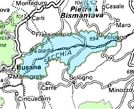 Inquadramento territoriale di it4030009