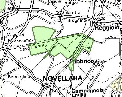 Inquadramento territoriale di it4030015