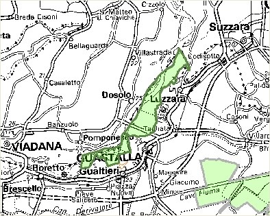 Inquadramento territoriale di it4030020