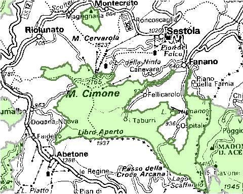 Inquadramento territoriale di it4040001